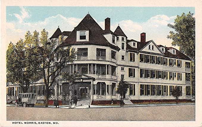 Old Easton postcard