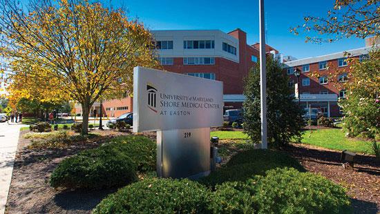 UM Shore Medical Center Easton lg