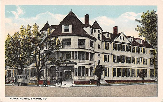 Old Easton postcard